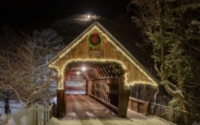 Top TWELVE Things to do in Woodstock, Vermont during the Winter