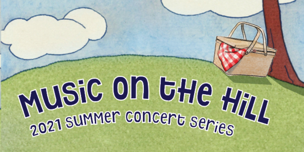 Music on the Hill logo